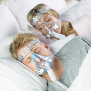 Amara Gel Full Face CPAP Mask