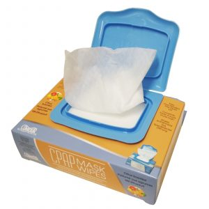 Contour CPAP Cleaning Wipes