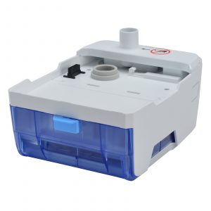 DeVilbiss Blue Heated Humidifier