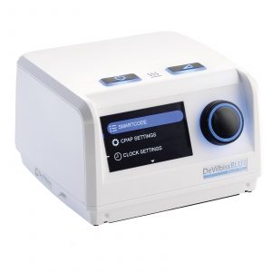 DeVilbiss Blue Standard Plus CPAP Machine