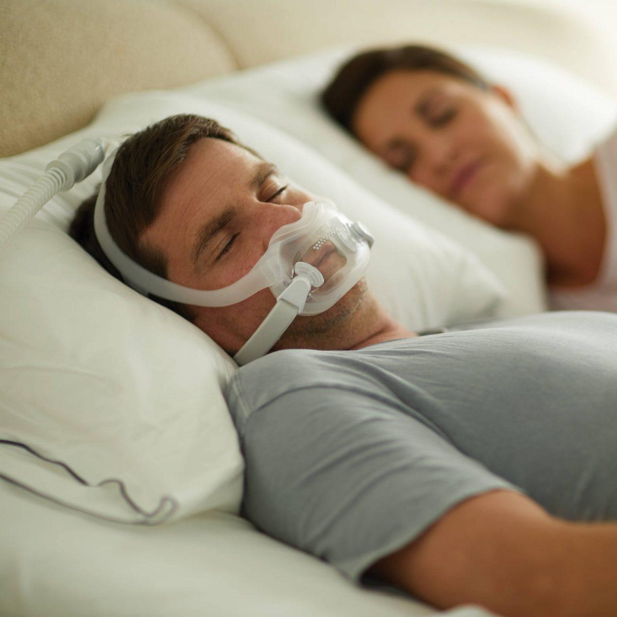DreamWear Full Face CPAP Mask - single size