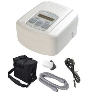 SleepCube AutoAdjust Plus Automatic CPAP Machine.
