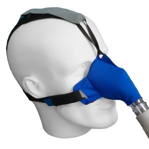 SleepWeaver Advance Skin-Friendly Nasal CPAP Mask