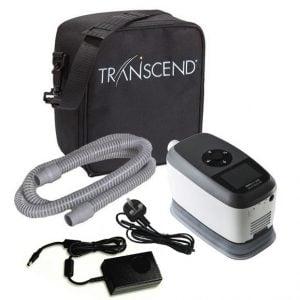 Transcend 365 Auto Humidified MiniCPAP Machine