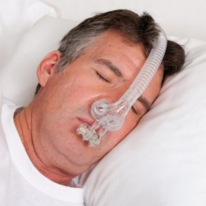 Tap PAP Headgear-Free Nasal Pillows Mask