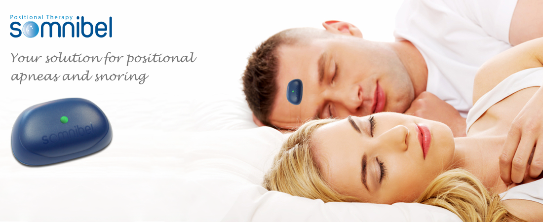 SomniBel Positional Therapy for Snoring and Apnoea