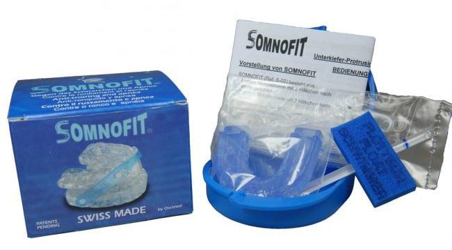 Somnofit Mandibular Advancement Device