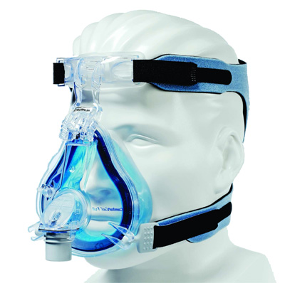 Full-Face CPAP Mask